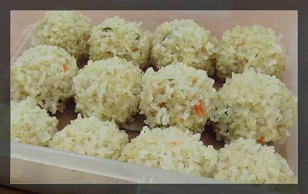 手工特製輕食養生~珍珠丸子 新品上市賞味價NT$100