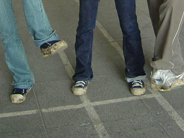 我們的鞋子