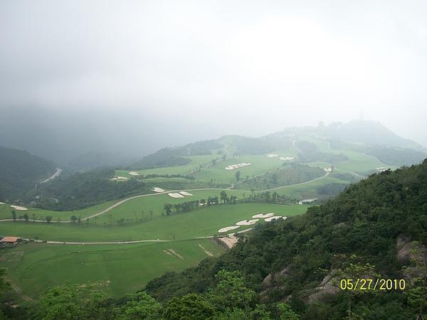 大峽谷雲海谷