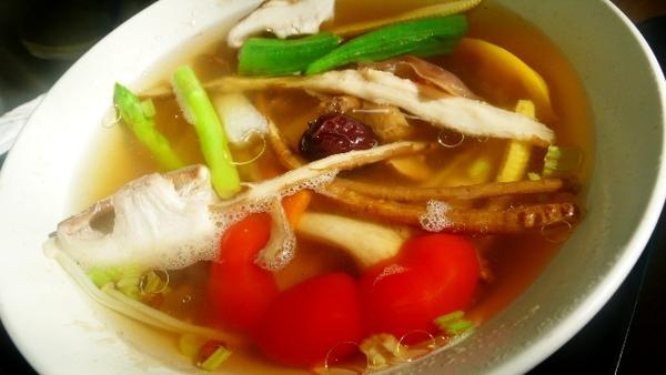 澄石素料理-山藥麵線