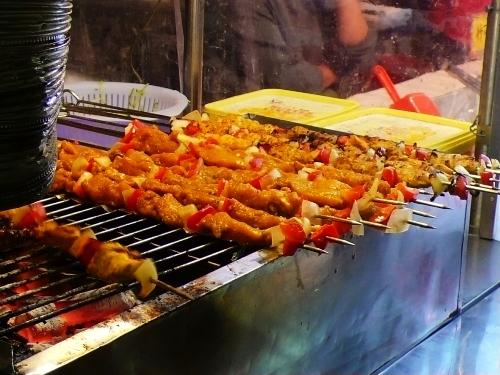 寧夏。印度串烤