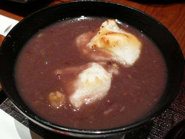 和民風年糕紅豆湯