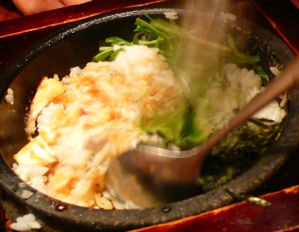 石燒鮭魚拌飯
