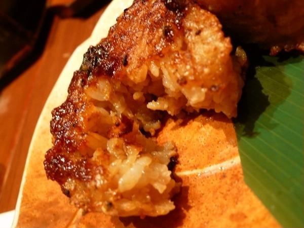 味噌香烤飯糰