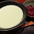 抹茶椰奶紅豆湯