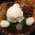 白玉冰淇淋黑糖蜜