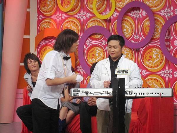 蘇智威的琴藝令人驚艷