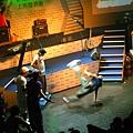 開場的是台灣最有名的舞團TBC
