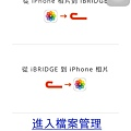 Leef_iBridge_lightning隨身碟-3傳輸檔案.PNG.jpg