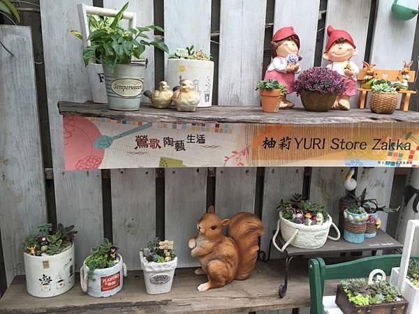 4新北市鶯歌陶磁老街--Yuti佑莉多肉盆栽造景9.jpg