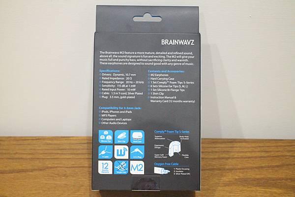 Brainwavz-M2耳機4.jpg