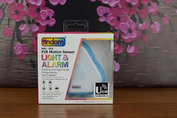 1-1Findom鈞達U飯糰光控感應警報LED燈1.jpg