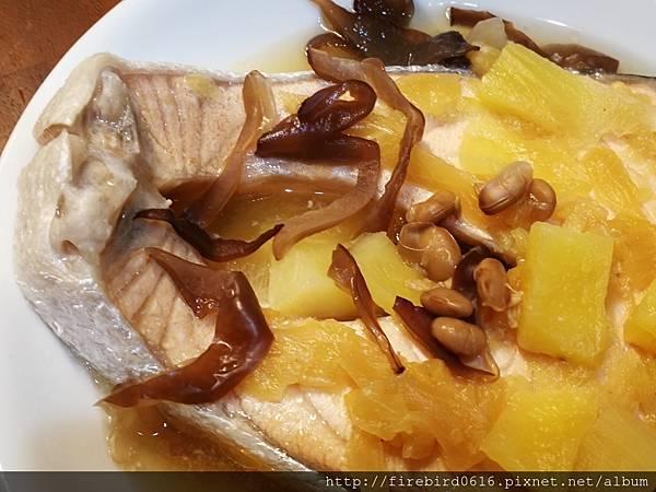 988廚房-醬鳳梨蒸鮭魚料理食譜14.jpg