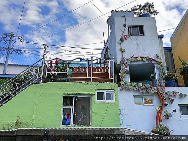 韓國釜山自由行必訪景點--甘川洞文化村23.jpg