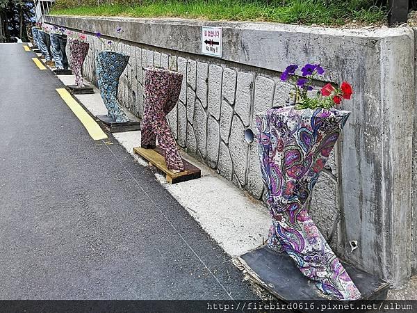 韓國釜山自由行必訪景點--甘川洞文化村31.jpg