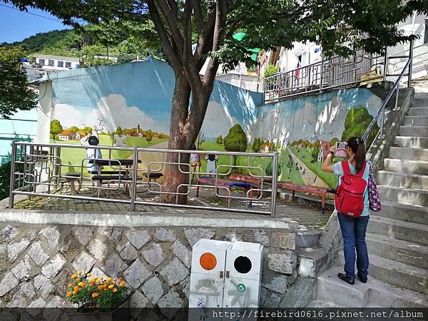 韓國釜山自由行必訪景點--甘川洞文化村42.jpg
