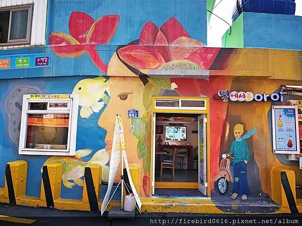 韓國釜山自由行必訪景點--甘川洞文化村47.jpg
