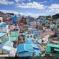 韓國釜山自由行必訪景點--甘川洞文化村49.jpg