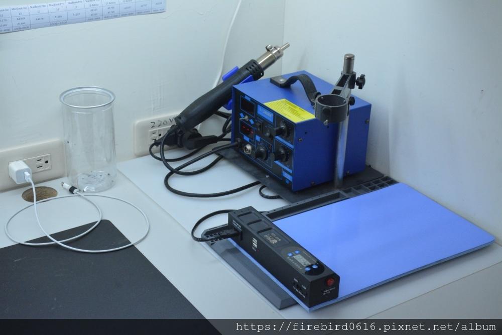 台北MacBook維修-3C產品維修儀器
