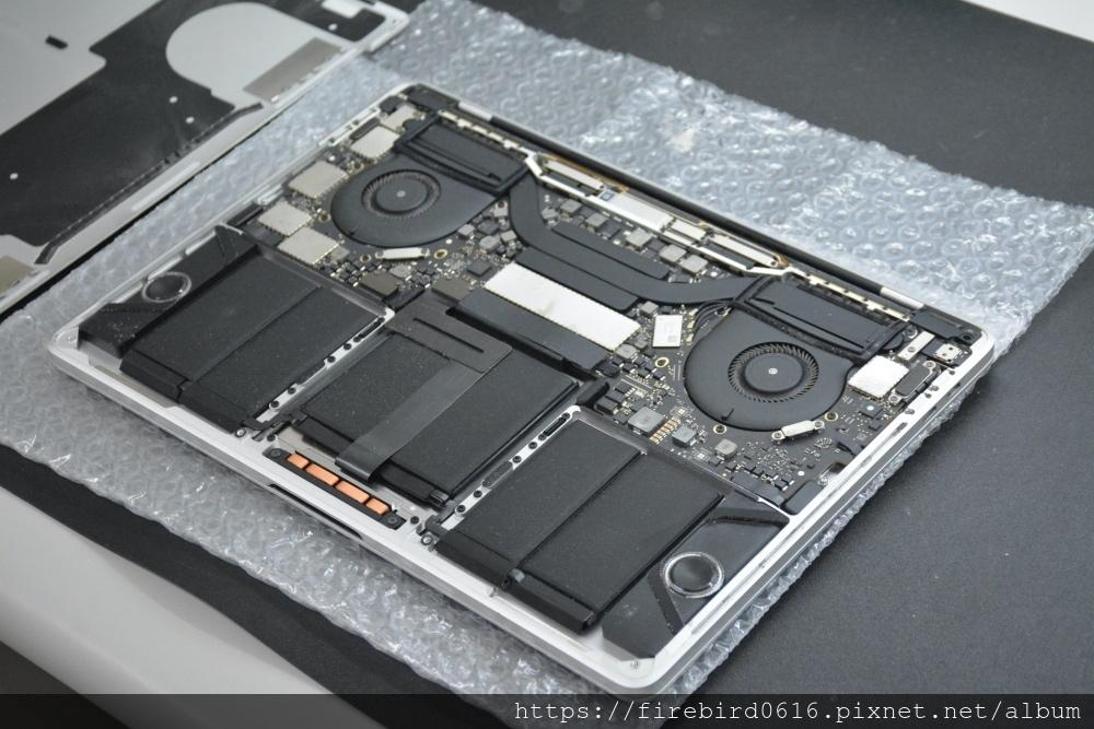 台北MacBook維修-MacBook內部構造