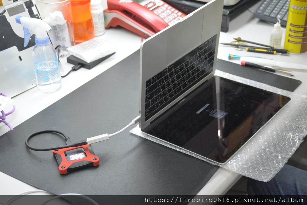 台北MacBook維修-MacBook維修後檢測