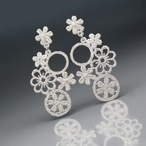 Model 231-AG- Spitzen-Schmuck earrings %22Circle%22 silver.jpg