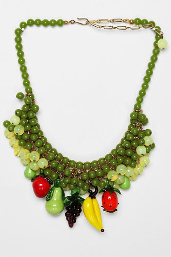 UO Fruity Charm Necklace, $69, available at Urban Outfitters. 29.jpg