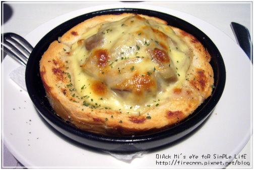 [前菜]法式牛肉焗麵包