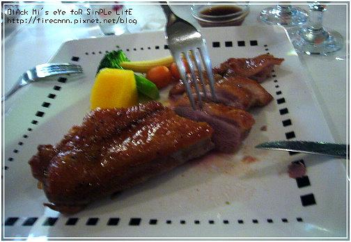 [主餐]法式鴨胸
