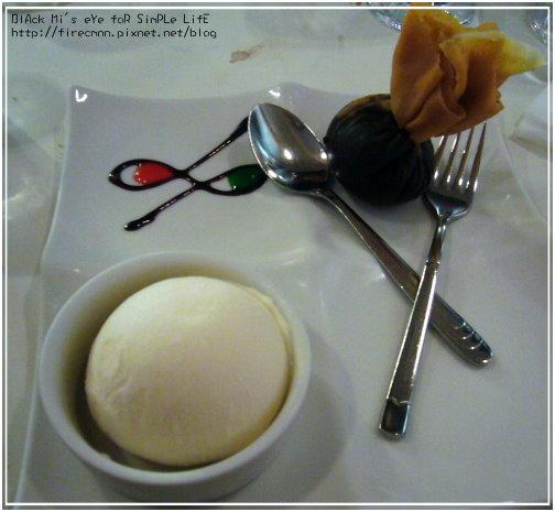 [甜點]巧克力袋冰淇淋