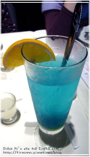 [飲料]雪沁藍橙