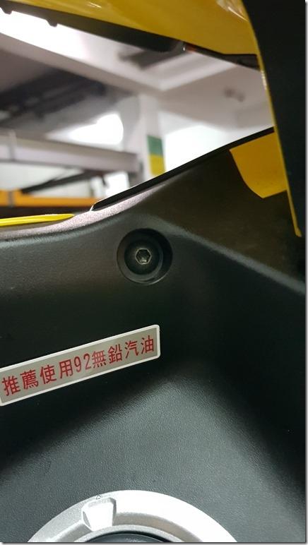 20190310勁戰安裝USB與前後行車記錄器_190311_0038