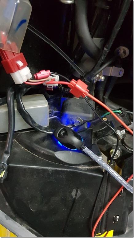 20190310勁戰安裝USB與前後行車記錄器_190311_0021