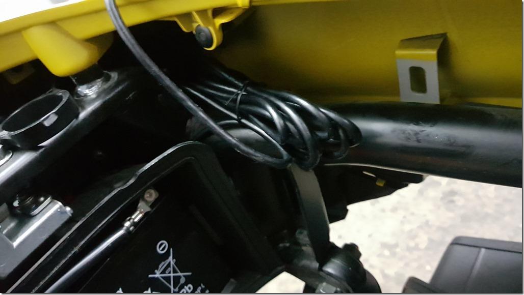 20190310勁戰安裝USB與前後行車記錄器_190311_0014
