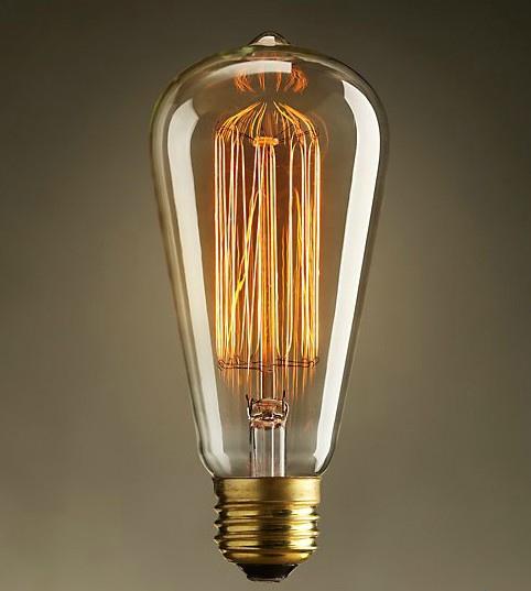 ST64复古爱迪生灯泡