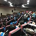參與演講學生
