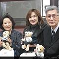 林文月老師(左)、導演劉佩怡(中)、引言人何寄澎教授(右)