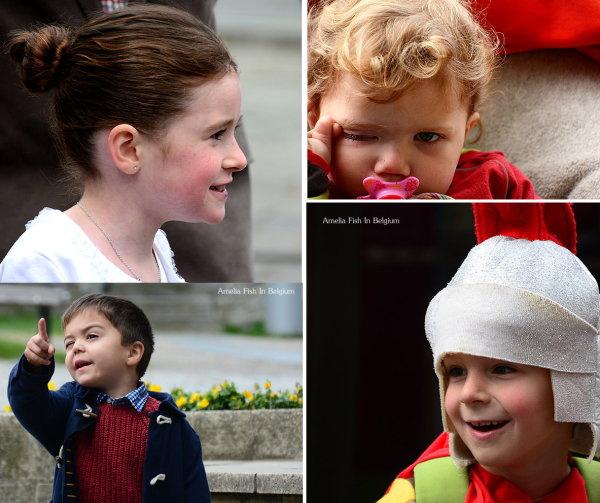 比利時兒童