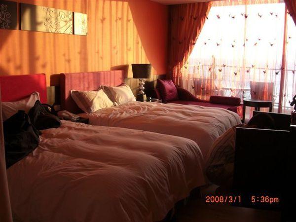 夏朵陽光旅店4人房