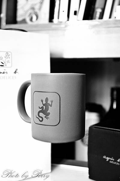 agnes.b Logo杯