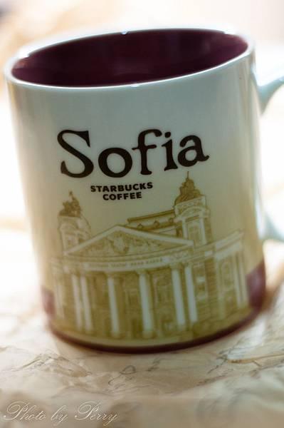 城市馬克杯 --- Sofia