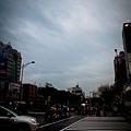 雨中的西門町
