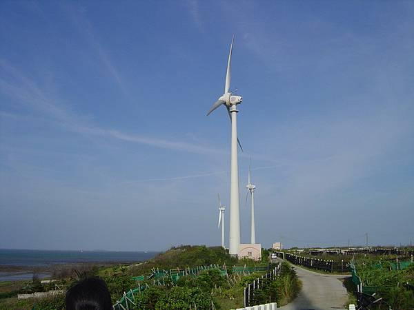 澎湖3~風力發電機