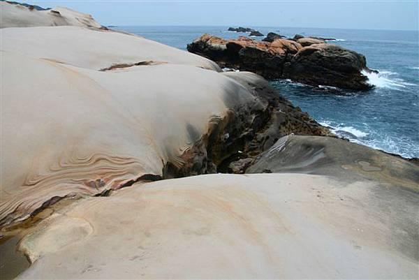 萬里~特殊海蝕地形2