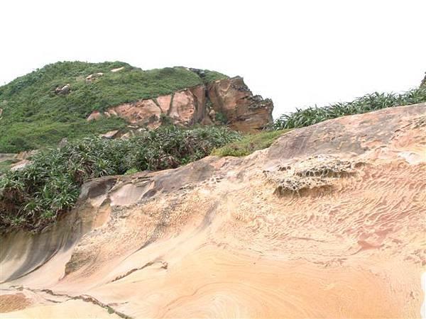 萬里~特殊海蝕地形6