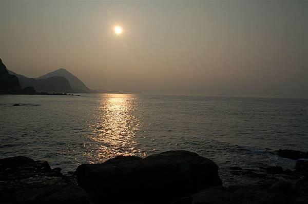 鼻頭角夕陽.JPG