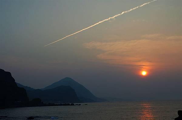 鼻頭角夕陽 (5).JPG