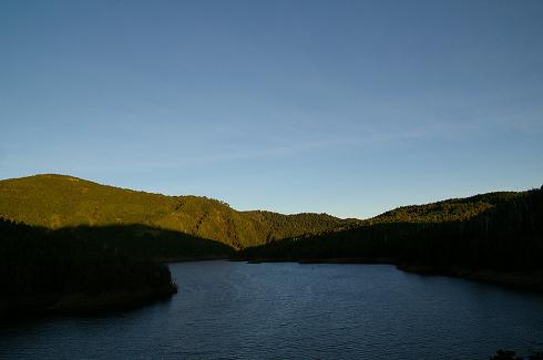 翠峰湖林道 (28)難得清晰的翠峰湖.JPG