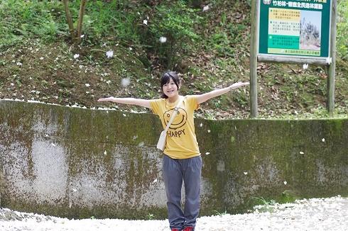 東勢林場 (14)雪花片片.JPG