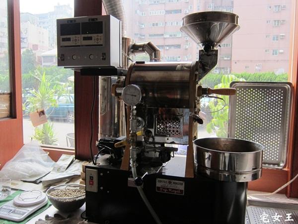 日本鑄鐵烘豆機